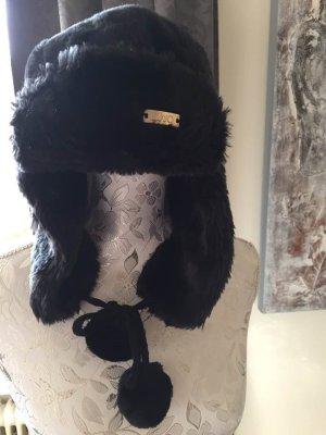 Liu jo Fur Hat black