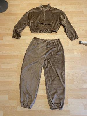 NEU Nici-Anzug Pullover Hose Gr.52 Gr.4XL beige