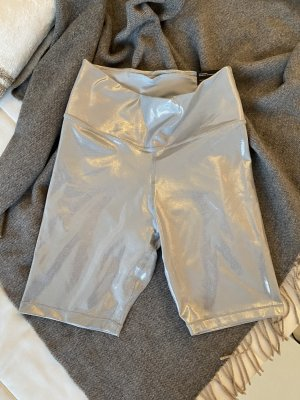 NEU Nike Trainingsshorts Iconclash Sport Shorts Leggings silver metallic