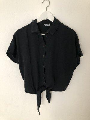 NEU Nosiy May Bluse schwarz S