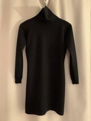 Intrend Turtleneck Sweater black wool