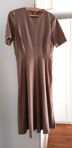 Zara Woman Woolen Dress beige