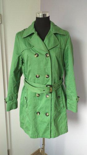 Charles Vögele Between-Seasons Jacket green