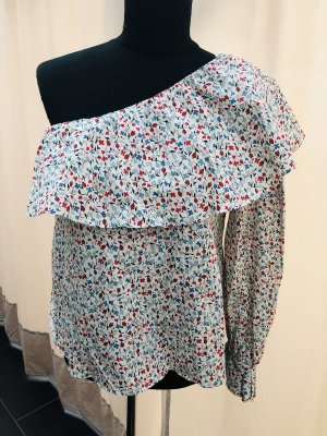 Neu One Shoulder Bluse Zara Gr.38