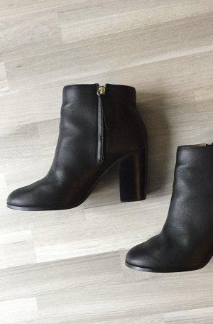 NEU ++ only esprit H&M PREMIUM ++ Leder Stiefeletten Boots ++ NEU