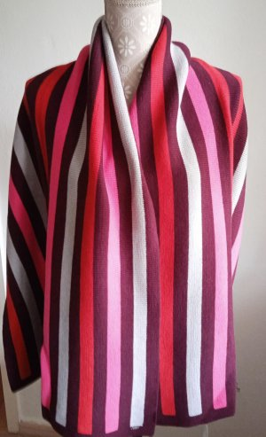 Opus Knitted Scarf multicolored