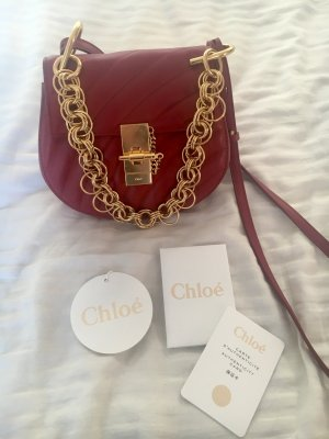 Chloé Shoulder Bag multicolored leather