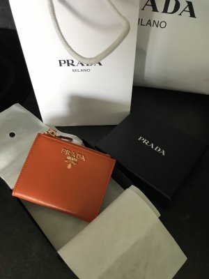 NEU Original Prada Milano Made in Italy Portemonnaie Geldbeutel