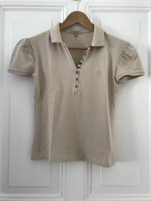 Burberry T-Shirt beige cotton