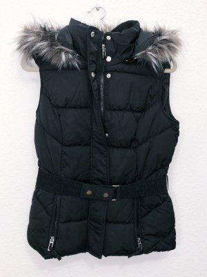 Orsay Hooded Vest black