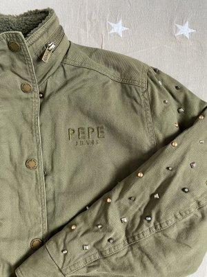 Pepe Jeans Parka khaki