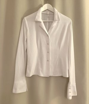 Neu Pierre Cardin Hemd Shirt S Top klassische Bluse Stretch Business
