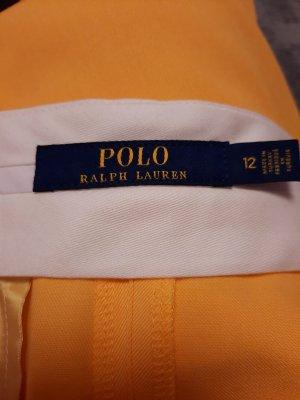 NEU! POLO, Ralph Lauren, Bundfaltenhose, Sonnengelb