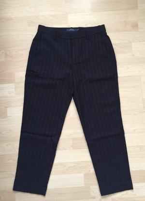 Polo Ralph Lauren Pantalón de pinza alto multicolor Lana