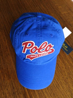 Polo Ralph Lauren Baseball Cap multicolored cotton