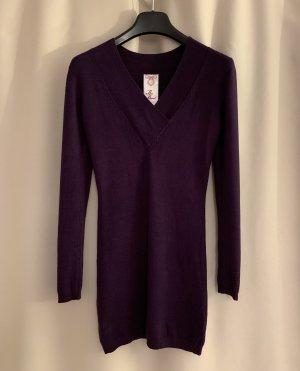 Neu Pulli Pullover Sweatshirt Strick Cardigan Kleid Strickkleid Strickpullover S elastisch