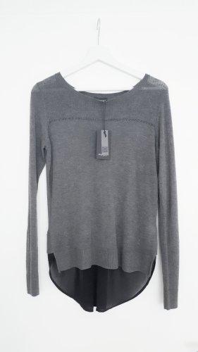 Broadway Maglione girocollo nero-grigio