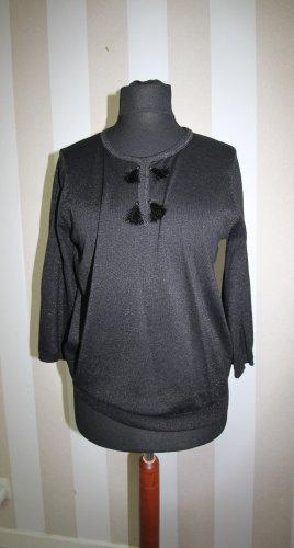 NEU Pullover Sweater Fransen