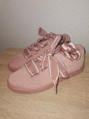 Puma Heel Sneakers dusky pink