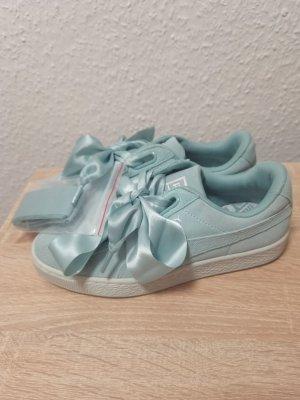 Puma Heel Sneakers mint