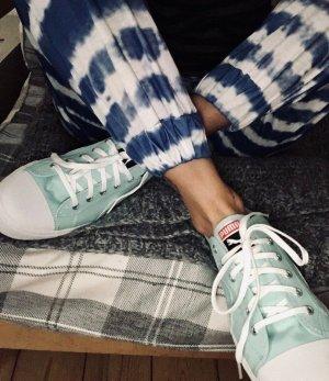 NEU Puma Sneaker Gr. 43 mint weiß Ibiza Sportlifestyle Schuhe