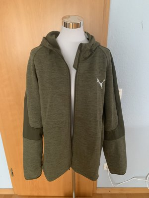 Puma Sports Jacket multicolored cotton