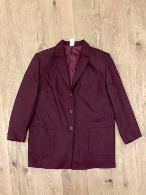 NEU - Purpurfarben Damen Sakko/Anzug Jacke, Jackett Gr. 48/ 4Xl