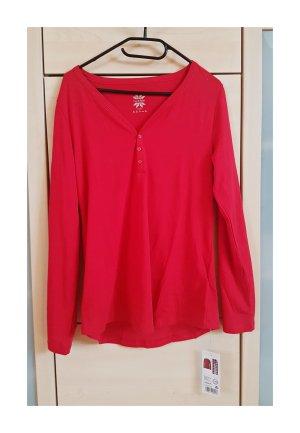 tchibo Pijama rojo