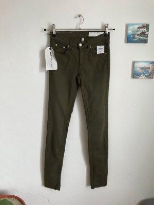NEU rag Bone jeans Hose skinny khaki w24 34 36 Legging designer
