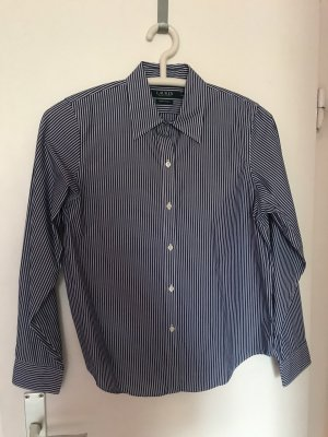 Neu Ralph Lauren Hemd/Bluse M/38 blau gestreift