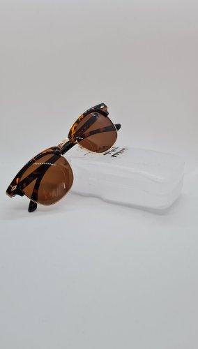 Aviator Glasses bronze-colored-gold-colored