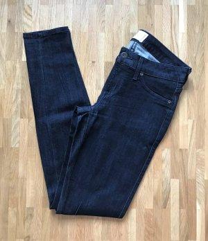 NEU Rich & Skinny Jeans W25 XS 34 Röhrenjeans Slim Fit Skinny Hose Denim Biker