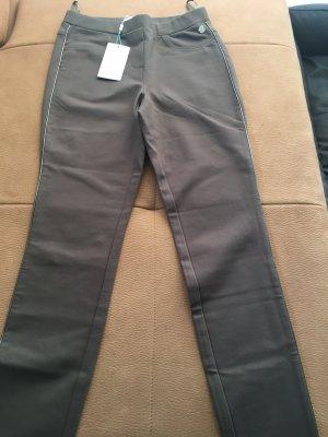 Pantalón térmico marrón claro
