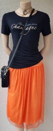 Sarah Tiulowa spódnica pomarańczowy