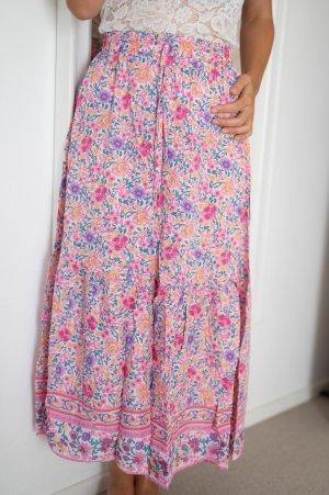 Maxi Skirt multicolored