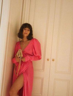 NEU Rotate Birger Christensen Wrap Dress