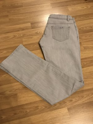 Stretch Jeans grey-light grey