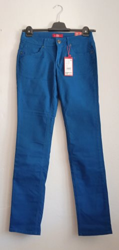 NEU-S.OLIVER Hose, Jeans Style, NP 49€, Petrol, 36/34, weiches Material, STYLISH