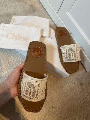 Chloé Outdoor sandalen veelkleurig