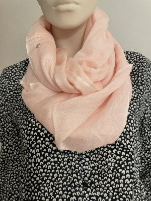 Esprit Bufanda tubo rosa