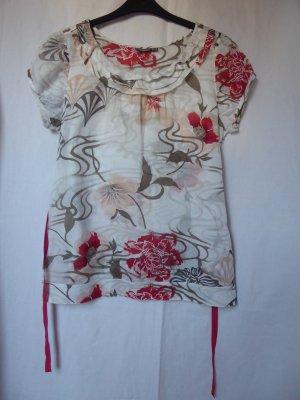 NEU: Schicke Kurzarm-Bluse von MEXX