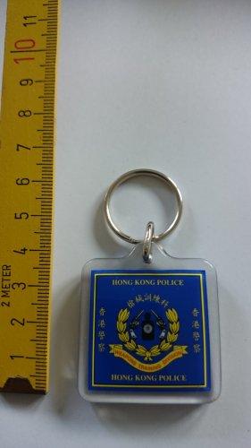"""Neu! Schlüsselanhänger """" Hong Kong Police"""""""