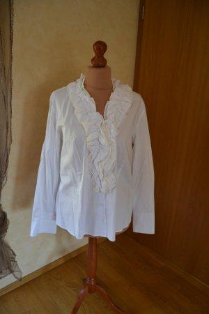 NEU schöne weiße Bluse in weiß von Gerry Weber