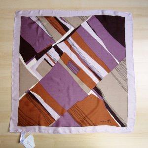 NEU: Schönes Seidentuch mit abstraktem Muster
