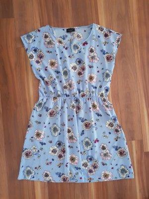 NEU schönes Sommer Kleid mit Blumen Gr. M