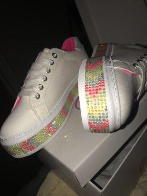 Neu Schuhe mit Glitzer