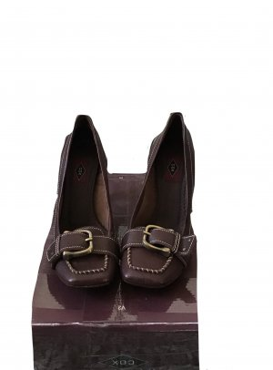 Cox Loafers multicolored leather