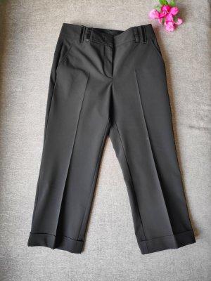 NEU schwarze Business Hose Shorts Sommerhose Größe 36