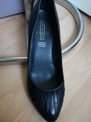 NEU! schwarze Schuhe, 5th Avenue, Business, chic, 39