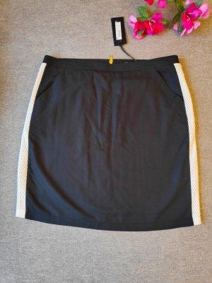 Liebeskind Skater Skirt black-natural white